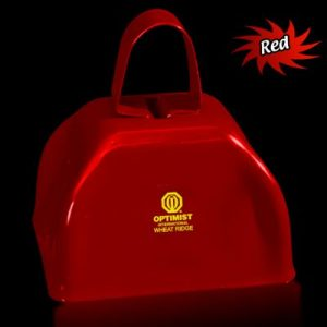 Cowbell imprinted with your logo